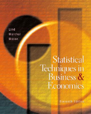 Image for Statistical Techniques in Business and Economics W/ Student CD and PowerWeb