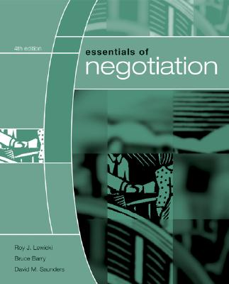 Image for Essentials of Negotiation
