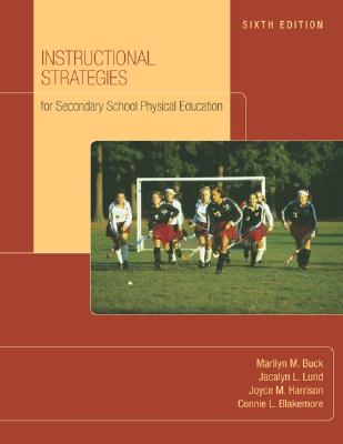 Image for Instructional Strategies For Secondary School Physical Education with NASPE: Moving Into the Future
