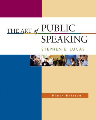 Image for ***The Art of Public Speaking with Learning Tools Suite (Student CD-ROMs 5.0, Audio Abridgement CD set, PowerWeb, And Topic Finder)