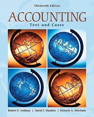 Image for Accounting: Texts and Cases