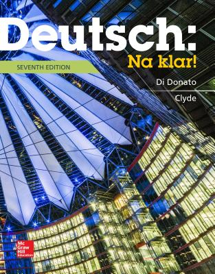 Image for Deutsch - Na Klar!: An Introductory German Course