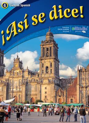 Image for ¡Así se dice!, Level 4 Student Edition (SPANISH) (Spanish Edition)