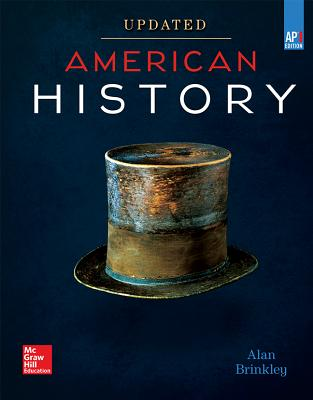 Image for Brinkley, American History: Connecting with the Past UPDATED AP Edition, 2017, 15e, Student Edition (A/P US HISTORY)