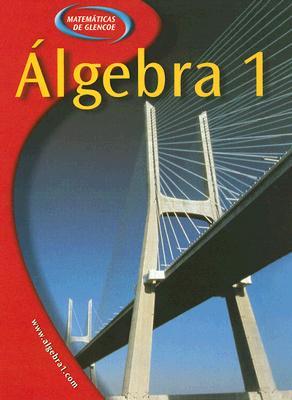 Image for Glencoe Algebra 1 Spanish Student Edition