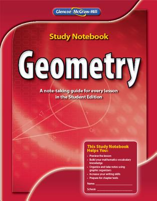 Geometry, Study Notebook (MERRILL GEOMETRY)