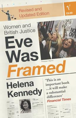 EVE WAS FRAMED, Kennedy, Helena