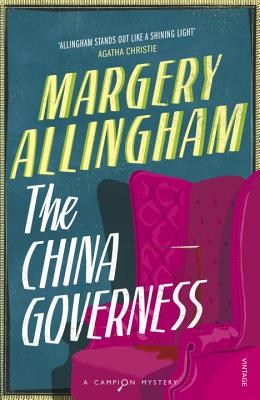 THE China Governess, Allingham, Margery