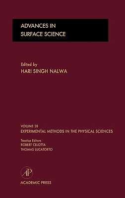 Image for Advances in Surface Science, Volume 38 (Experimental Methods in the Physical Sciences)
