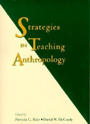 Image for Strategies in Teaching Anthropology