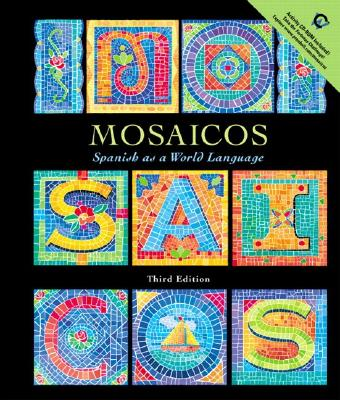 Image for Mosaicos: Spanish as a World Language with CD-ROM (3rd Edition)