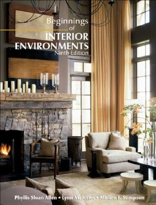 Image for Beginnings of Interior Environments (9th Edition)