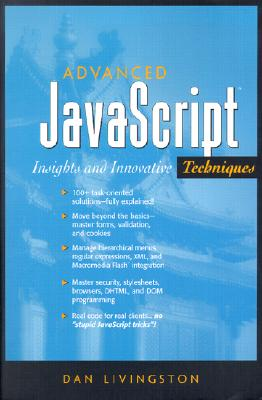 Image for Advanced JavaScript: Insights and Innovative Techniques
