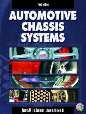 Image for Automotive Chassis Systems, Third Edition