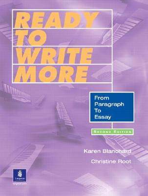 Image for Ready to Write More:  From Paragraph to Essay