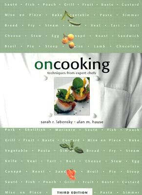 Image for On Cooking: Techniques From Expert Chefs, Trade Version (3rd Edition)