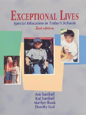 Image for Exceptional Lives: Special Education in Today's Schools