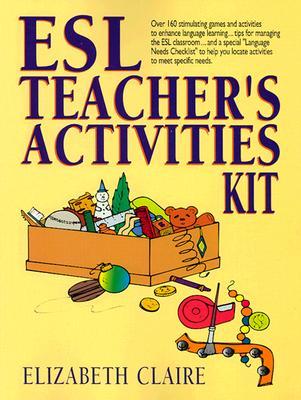 Image for ESL Teacher's Activities Kit