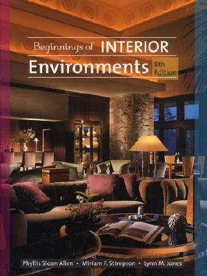 Image for Beginnings of Interior Environment (8th Edition)