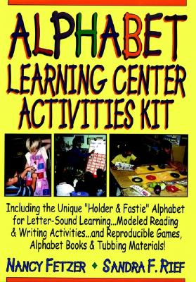 Image for Alphabet Learning Center Activities Kit