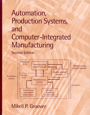 Image for Automation, Production Systems, and Computer-Integrated Manufacturing