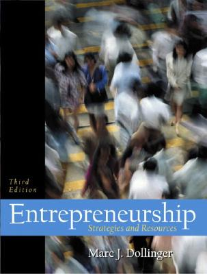 Image for Entrepreneurship: Strategies and Resources (3rd Edition)