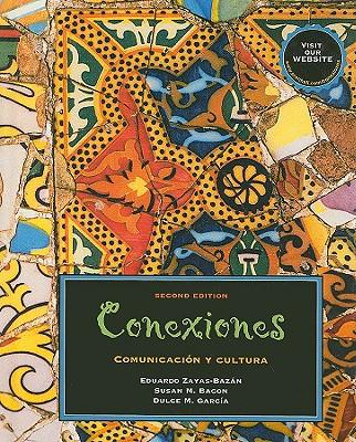 Image for Conexiones: Comunicacion Y Cultura (Spanish Edition)