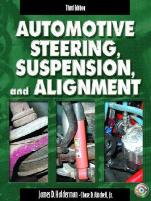 Image for Automotive Steering, Suspension, and Alignment & Worktext & CD Pkg. (3rd Edition)