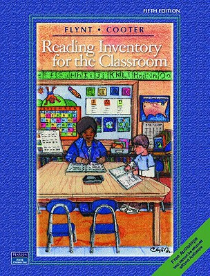 Image for Reading Inventory for the Classroom (5th Edition)