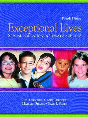Image for Exceptional Lives: Special Education in Today's Schools, Fourth Edition