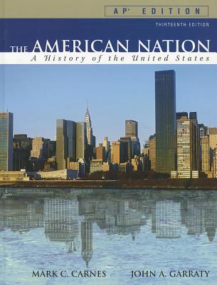 Image for The American Nation: A History of the United States: AP Edition