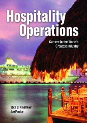 Image for Hospitality Operations: Careers in the World's Greatest Industry