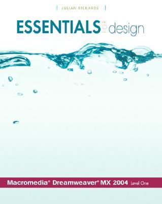 Image for Essentials for Design Macromedia(R) Dreamweaver(R) MX 2004- Level 1