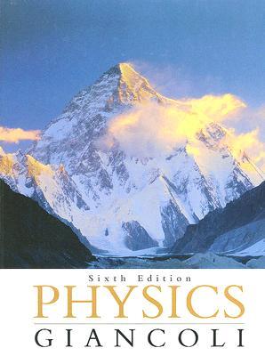Image for Physics Giancoli,Sixth Edition