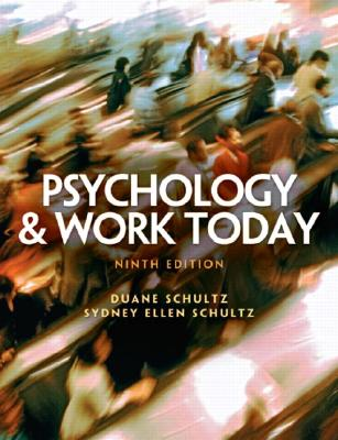 Image for Psychology and Work Today (9th Edition)