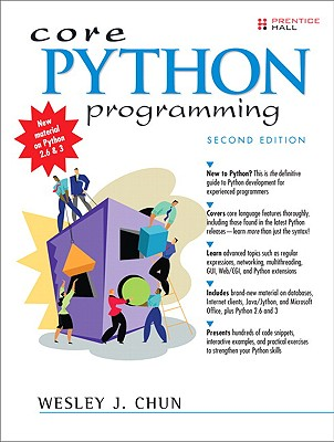 Image for Core Python Programming