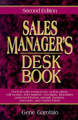 Image for Sales Manager's Desk Book