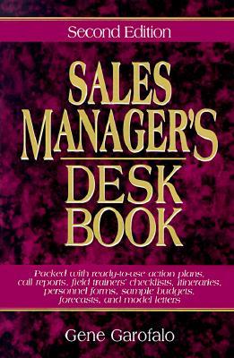 Image for Sales Manager's Desk Book
