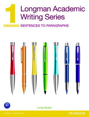 Image for Longman Academic Writing Series 1: Sentences to Paragraphs
