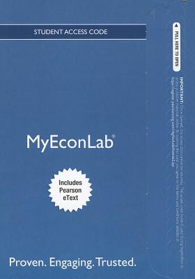 Image for NEW MyEconLab with Pearson eText -- Access Card -- for The Economics of Money, Banking and Financial Markets (MyEconLab (Access Codes))
