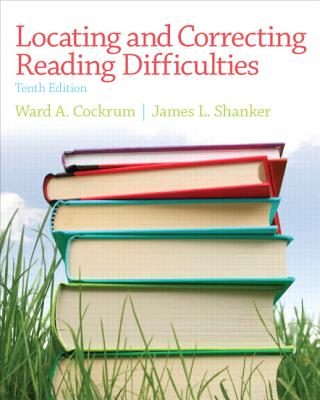 Image for Locating and Correcting Reading Difficulties (10th Edition)