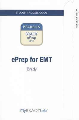Image for Brady ePrep for EMT (HTML5) - Access Card