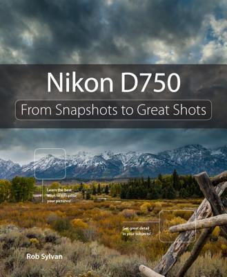 Image for NIKON D750 FROM SNAPSHOTS TO GREAT SHOTS