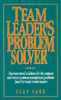 Image for Team Leader's Problem Solver
