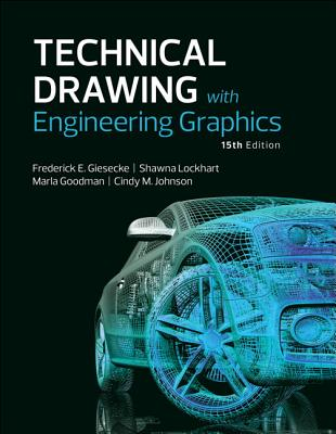 Image for Technical Drawing with Engineering Graphics (15th Edition)