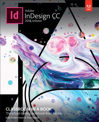Image for Adobe InDesign CC Classroom in a Book (2018 release)