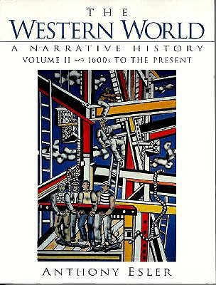 Image for The Western World: A Narrative History, Volume II: 1600s to the Present (2nd Edition)