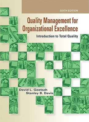 Image for Quality Management for Organizational Excellence: Introduction to Total Quality (6th Edition)
