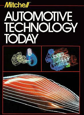 Image for Mitchell Automotive Technology Today