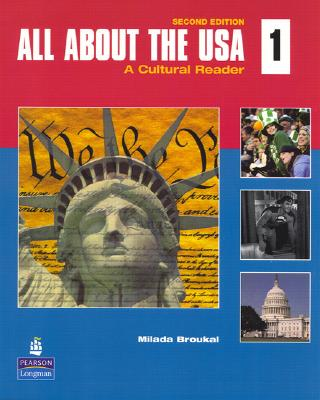 Image for All About the USA 1: A Cultural Reader - includes CD